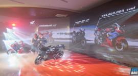 Giá gần 1 tỷ đồng, Honda CBR1000RR-R Fireblade có gì đặc biệt?