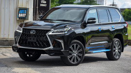Lexus LX570 Sport Package 2020 nhập Mỹ giá hơn 9 tỷ tại Viêt Nam