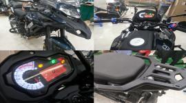 Benelli TRK 502 2020 về Việt Nam, cạnh tranh Honda CB500X