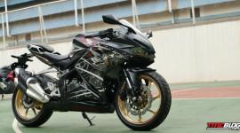 Ảnh thực tế Honda CBR250RR SP Garuda x Samurai