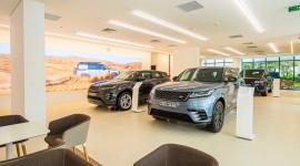 Đột nhập showroom trăm tỷ Range Rover, Jaguar tại Hà Nội