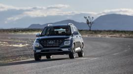 Hyundai Venue gần đạt điểm số an toàn cao nhất của IIHS