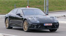 Tối nay, Porsche Panamera 2021 chính thức ra mắt