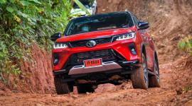 Chờ ngày Toyota Fortuner 2021 ra mắt tại Việt Nam