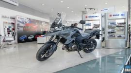 Suzuki V-Strom 1050 2020 giá hơn 400 triệu đồng