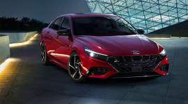 Hyundai Elantra N Line 2021 lộ diện CỰC NGẦU - Cảm hứng xe đua