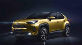 Toyota Yaris Cross 2021 lộ diện CỰC ĐẸP, GIÁ HẤP DẪN, chờ về Việt Nam
