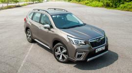 Subaru Forester được ưu đãi 255 triệu đồng, quyết đấu Honda CR-V