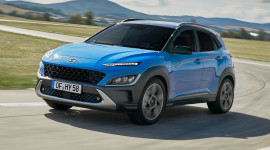 Soi chi tiết Hyundai Kona 2021, đối thủ Kia Seltos