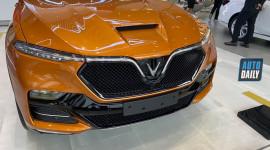Chi tiết VinFast President - SUV đầu bảng của hãng xe Việt