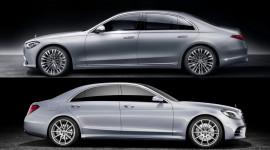 Mercedes-Benz S-Class 2021 và phiên bản tiền nhiệm: Xe nào đẹp hơn?