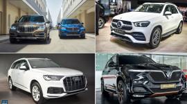Top 5 SUV tầm giá 4 tỷ đáng mua tại Việt Nam