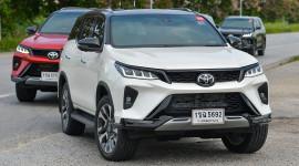 Toyota Fortuner 2021 sắp ra mắt tại Việt Nam, có bản cao cấp nhất, cam 360