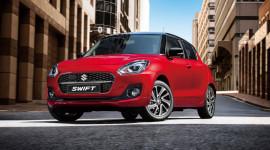 Suzuki Swift 2021 ra mắt: Nâng cấp công nghệ và động cơ