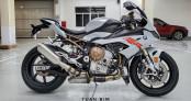 """""""Cá mập"""" BMW S1000RR 2020 Hockenheim Silver Metallic về Việt Nam"""