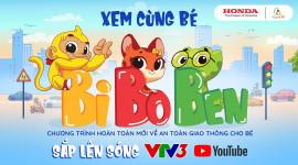 'Tôi yêu Việt Nam' phiên bản mới 'Vui giao thông' dành cho các bé mầm non