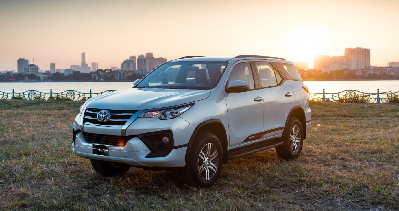 Triệu hồi gần 200 xe Toyota Fortuner lắp ráp trong nước