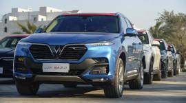 VinFast bán được gần 1.500 xe trong tháng 8/2020