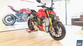 Chi tiết Ducati Streetfighter V4 phiên bản cao cấp nhất tại Việt Nam