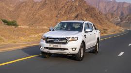 Ford Ranger đi được hơn 1.250 km chỉ với một bình nhiên liệu