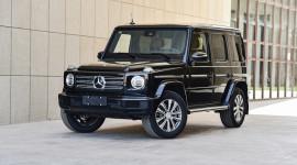 Mercedes-Benz G-Class bản động cơ 2.0L ra mắt, giá rẻ bất ngờ