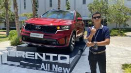 """Bóc tem """"HÀNG NÓNG"""" Kia Sorento 2021 All new vừa ra mắt tại Việt Nam"""