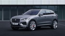 Jaguar F-Pace 2021 chính thức ra mắt với nhiều công nghệ mới, giá từ 52.575 USD