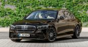 Mercedes-Benz S-Class 2021 chốt giá từ 110.000 USD