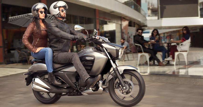 "Suzuki Intruder 150 – Xe côn tay ""dị"" sắp ra mắt Việt Nam"