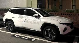 Ảnh thực tế Hyundai Tucson 2022: Ngoại thất bắt mắt, đáng để chờ đợi