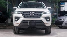 Chi tiết Toyota Fortuner 2021 tại đại lý, cao nhất 1,434 tỷ đồng
