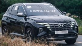 Thêm ảnh thực tế của Hyundai Tucson 2022: Chờ ngày về Việt Nam