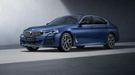 BMW 5-Series 2021 phiên bản trục cơ sở dài ra mắt