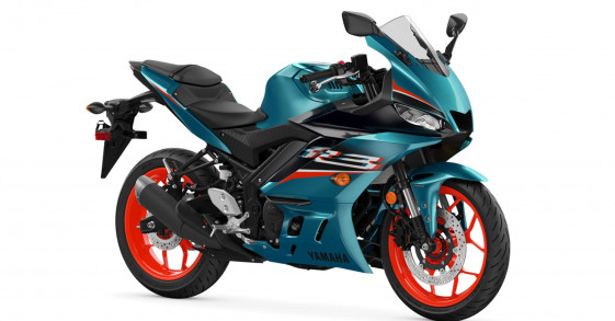 Yamaha R3 2021 có thêm màu 'cực độc', giá từ 5.300 USD