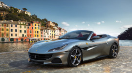 Siêu xe mui trần Ferrari Portofino M ra mắt