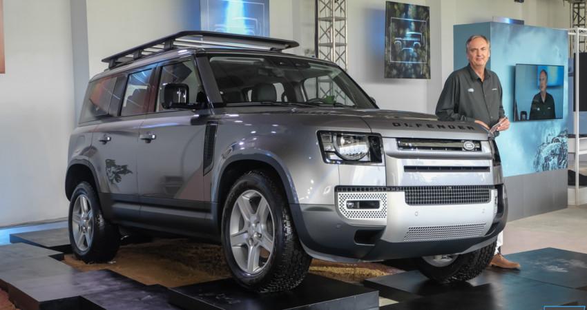 Xem thêm ảnh Land Rover Defender 2020