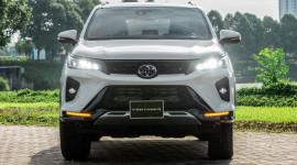 Giá lăn bánh Toyota Fortuner 2021 - Cao nhất hơn 1,5 tỷ đồng