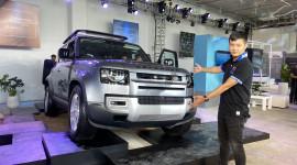 """Trải nghiệm nhanh """"huyền thoại địa hình"""" Land Rover Defender 2020"""