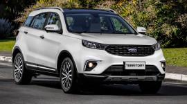 Không phải Escape, đây mới là mẫu SUV Ford sắp bán tại Việt Nam?