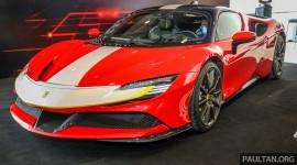 Ferrari SF90 Stradale giá chỉ 462.000 USD tại Đông Nam Á