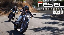 Honda Rebel 500 2020 chính thức cập bến Việt Nam, giá từ 180 triệu đồng