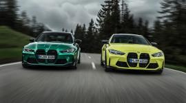 Bộ đôi BMW M3 và M4 2021 trình làng, giá từ 69.900 USD