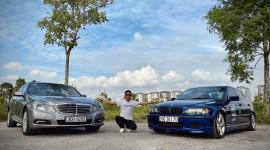 Mua Mercedes E300 10 năm - Được nhiều, mất ít? Ai nên mua?