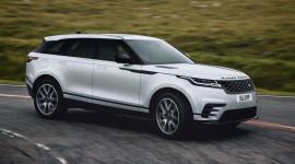 Range Rover Velar 2021 ra mắt, nâng cấp động cơ mới