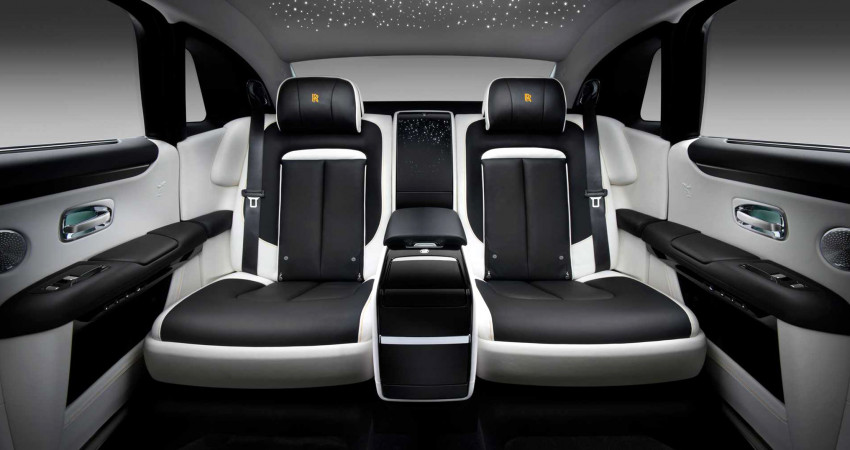 Rolls-Royce Ghost 2021 bản trục cơ sở dài thêm 170 mm
