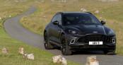 Aston Martin giảm giá DBX và Vantage 2021