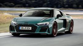 Audi R8 Green Hell - ĐỊA NGỤC XANH nghe âm thanh cực đã