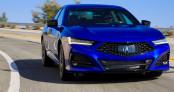 Acura TLX 2021 - KẺ THÁCH THỨC BMW 3 Series, Mercedes C Class và Audi A4