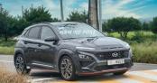Ảnh thực tế Hyundai Kona N Line 2021, đối thủ nặng ký của Kia Seltos