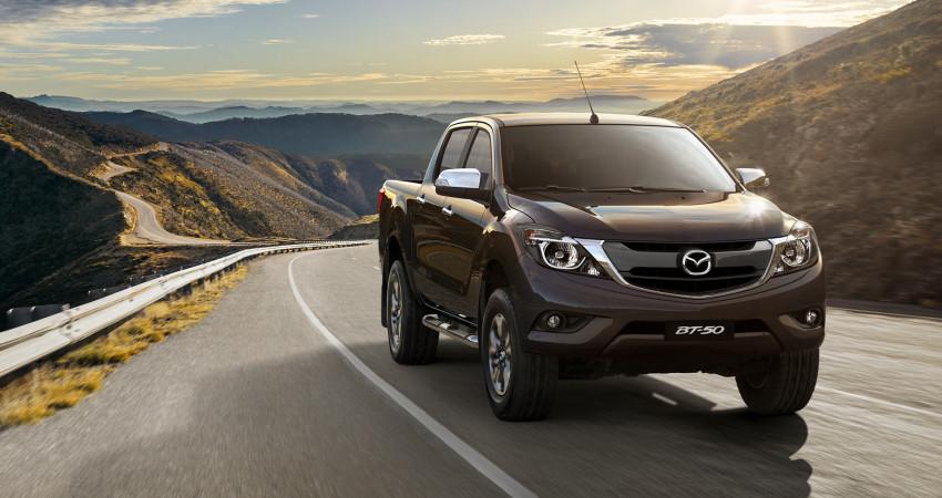 Mazda BT-50: Lựa chọn hợp lý cho một chiếc xe gầm cao